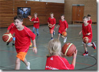 Basketballcamp Feedback