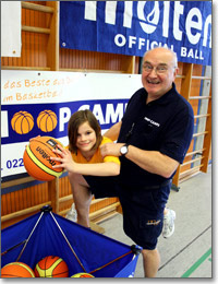 HOOP-CAMPS Basketball Rolf Peil