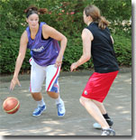 Basketballcamps Streetbasketball